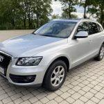 Superkame Audi automobilius